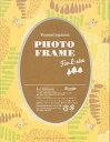 ナカバヤシ ハミングミント北欧シリーズ フォトフレーム Vカットマット台紙(L判) イエロー DGVM-HM-L-5(1コ入)