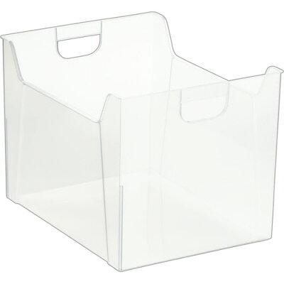 ファイルボックス 半透明 E05 A4 FB-E05 ボックスファイル