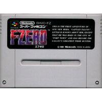 SF F-ZERO SUPER FAMICOM