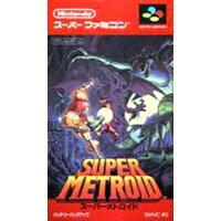 SF スーパーメトロイド SUPER FAMICOM