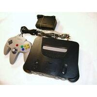Nintendo 64 本体 NUS-001