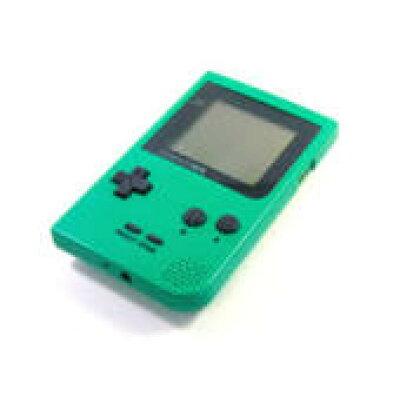 Nintendo ゲームボーイポケット 本体 グリーン