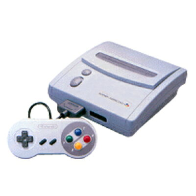 Nintendo スーパーファミコンジュニア 本体 SHVC-101