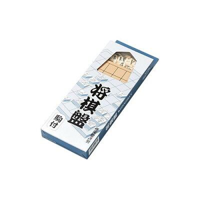 将棋盤セット 二つ折 駒付(1セット)