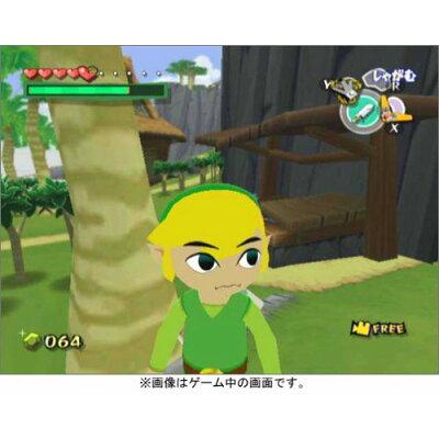 Nintendo 任天堂 ゼルダの伝説 風のタクト