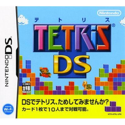 テトリスDS/DS/NTRPATRJ/A 全年齢対象