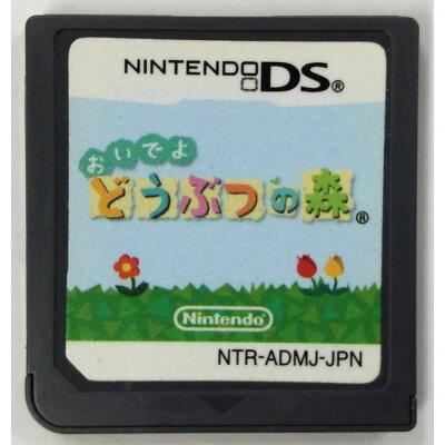 おいでよ どうぶつの森/DS/NTR-P-ADMJ/A 全年齢対象
