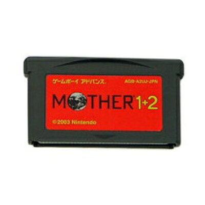 MOTHER 1+2(バリューセレクション)/GBA/AGB-P-A2UJN/A 全年齢対象