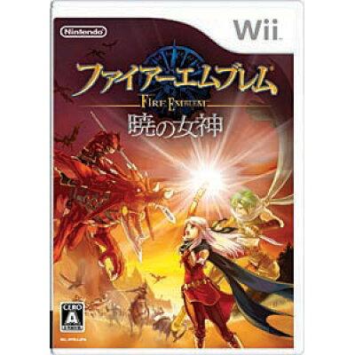 ファイアーエムブレム 暁の女神/Wii/RVLPRFEJ/A 全年齢対象