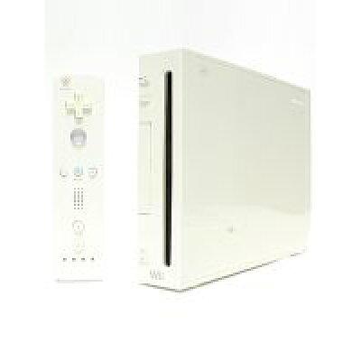 Nintendo Wii RVL-S-WD 本体
