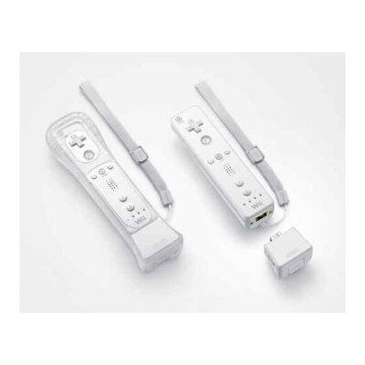 Nintendo 任天堂 Wii モーションプラス シロ
