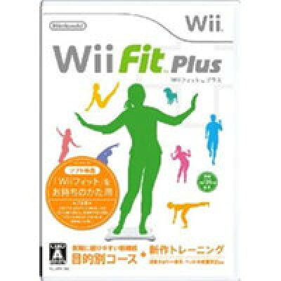 Wii Fit Plus/Wii/RVLPRFPJ/A 全年齢対象