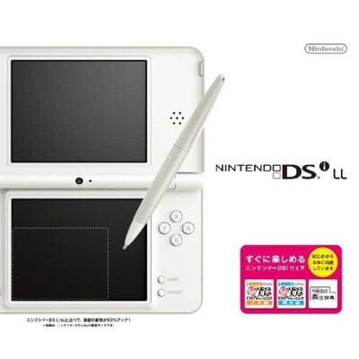 Nintendo ニンテンドー DSi  LL NATURAL WHITE 本体
