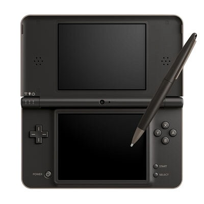 Nintendo DS ニンテンドー DSI LL DARK BROWN
