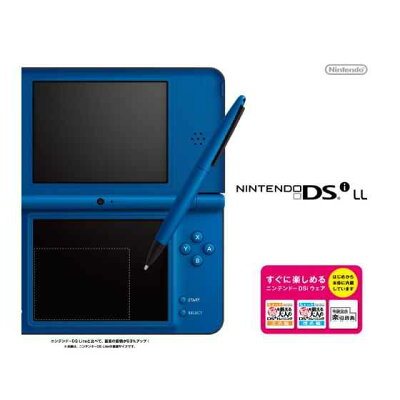 Nintendo ニンテンドー DSi  LL BLUE 本体