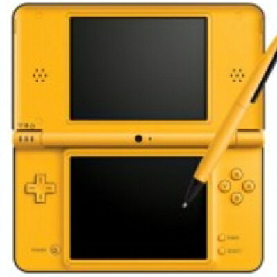 Nintendo NINTENDO DSI LL 本体 YELLOW