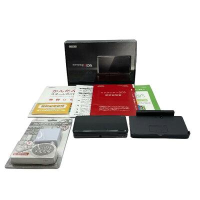 Nintendo 3DS 本体  コスモブラック