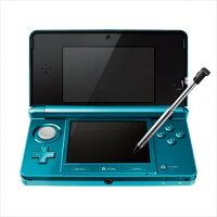 Nintendo 3DS 本体 アクアブルー