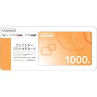 任天堂 ニンテンドー ポイント カード 1000 PAN264