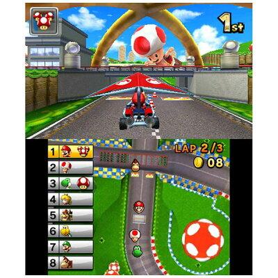 マリオカート7/3DS/CTRPAMKJ/A 全年齢対象