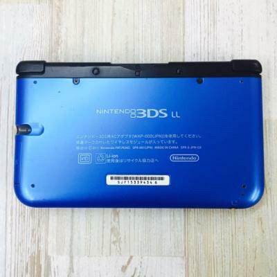 Nintendo 3DS  LL 本体ブルー/ブラック