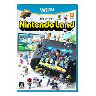 Nintendo Land(ニンテンドーランド)/Wii U/WUPPALCJ/A 全年齢対象