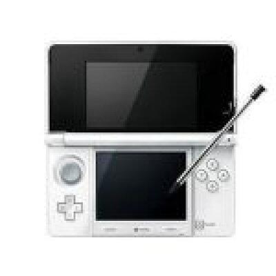 Nintendo 3DS  本体ピュアホワイト