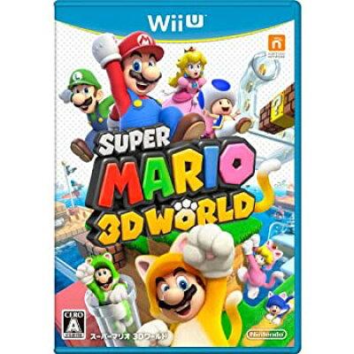 スーパーマリオ 3Dワールド/Wii U/WUPPARDJ/A 全年齢対象