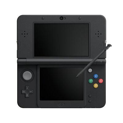 Nintendo 3DS NEW ニンテンドー 本体 ブラック