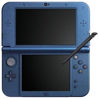 Nintendo 3DS NEW ニンテンドー 本体 LL メタリックブルー