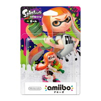 Wii U用 amiibo ガール スプラトゥーンシリーズ