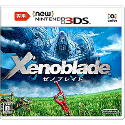 ゼノブレイド/3DS/KTRPCAFJ/B 12才以上対象