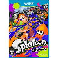 Splatoon(スプラトゥーン)/Wii U/WUPPAGMJ/A 全年齢対象