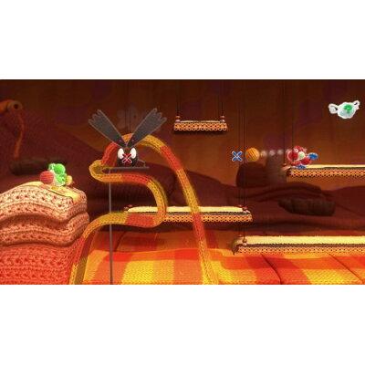 ヨッシー ウールワールド/Wii U/WUPPAYCJ/A 全年齢対象