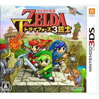 ゼルダの伝説 トライフォース3銃士/3DS/CTRPEA3J/A 全年齢対象