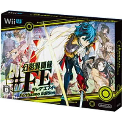 幻影異聞録♯FE Fortissimo Edition/Wii U/WUPRASEJ/B 12才以上対象