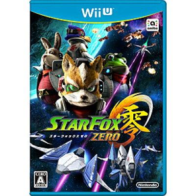 スターフォックス ゼロ/Wii U/WUPPAFXJ/A 全年齢対象