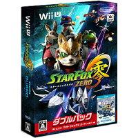 『スターフォックス ゼロ+スターフォックス ガード』ダブルパック/Wii U/WUPPBFXJ/A 全年齢対象