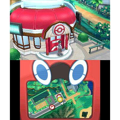ポケットモンスター ムーン/3DS/CTRPBNEJ/A 全年齢対象