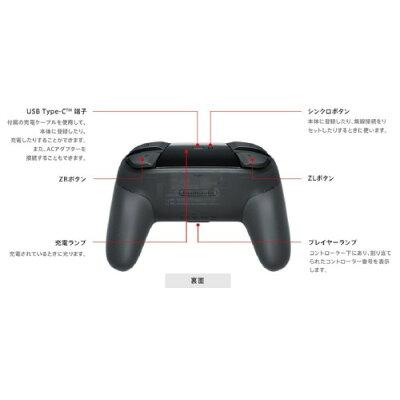 Nintendo Switch Proコントローラー 任天堂