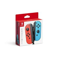 Nintendo Switch Joy-Con L ネオンレッド/ R ネオンブルー 任天堂