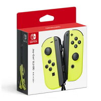 Nintendo Switch Joy-Con L / R ネオンイエロー 任天堂