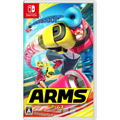ARMS/Switch/HACPAABQA/A 全年齢対象