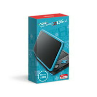 Nintendo 他ゲーム機本体 NEW ニンテンドー 2DS LL ブラック/ターコイス