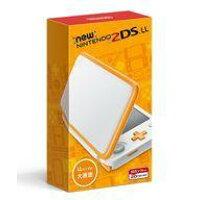 Nintendo 他ゲーム機本体 NEW ニンテンドー 2DS LL ホワイト/オレンジ