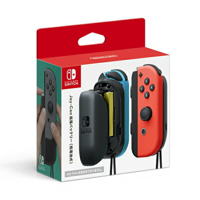 Nintendo Switch Joy-Con拡張バッテリー 乾電池式 任天堂
