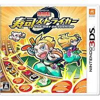 超回転 寿司ストライカー The Way of Sushido/3DS/CTRPAFWJ/A 全年齢対象