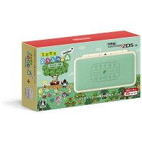 Newニンテンドー2DS LL とびだせ どうぶつの森 amiibo+パック/3DS/JANSWADF/A 全年齢対象