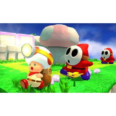 進め! キノピオ隊長/3DS/CTRPBZPJ/A 全年齢対象