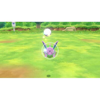 ポケットモンスター Let's Go! イーブイ モンスターボール Plusセット/Switch/HACRADW3A/A 全年齢対象